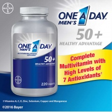 Bayer One A Day 男性50...
