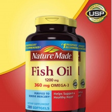Nature Made Fish Oil...